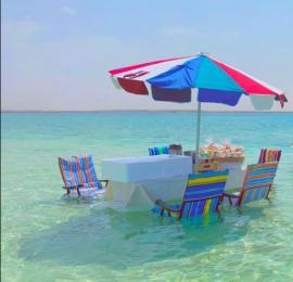 رحلات لجزر الدلفين